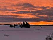 17th Jan 2019 - Sunrise over the Lake