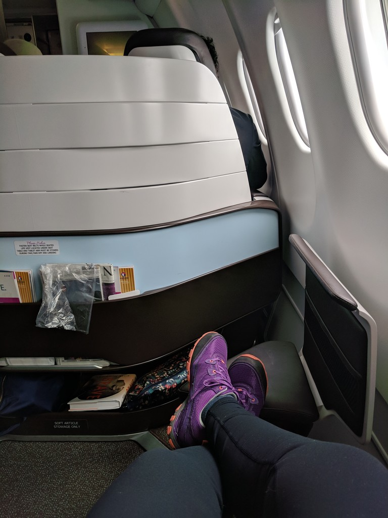 First Class to Hawaii! by bambilee