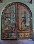 17th Jan 2019 - Medieval Looking Door