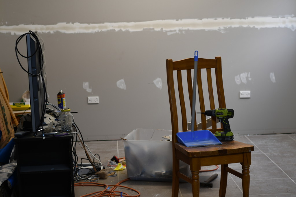 The Plaster is up! by kgolab