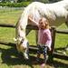 Emilia and Horses!