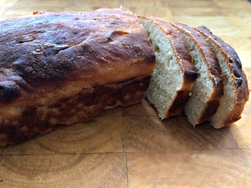 Home-made Potato Bread - Hairy Dieters by bizziebeeme