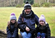 19th Jan 2019 - Grandad and his Girls