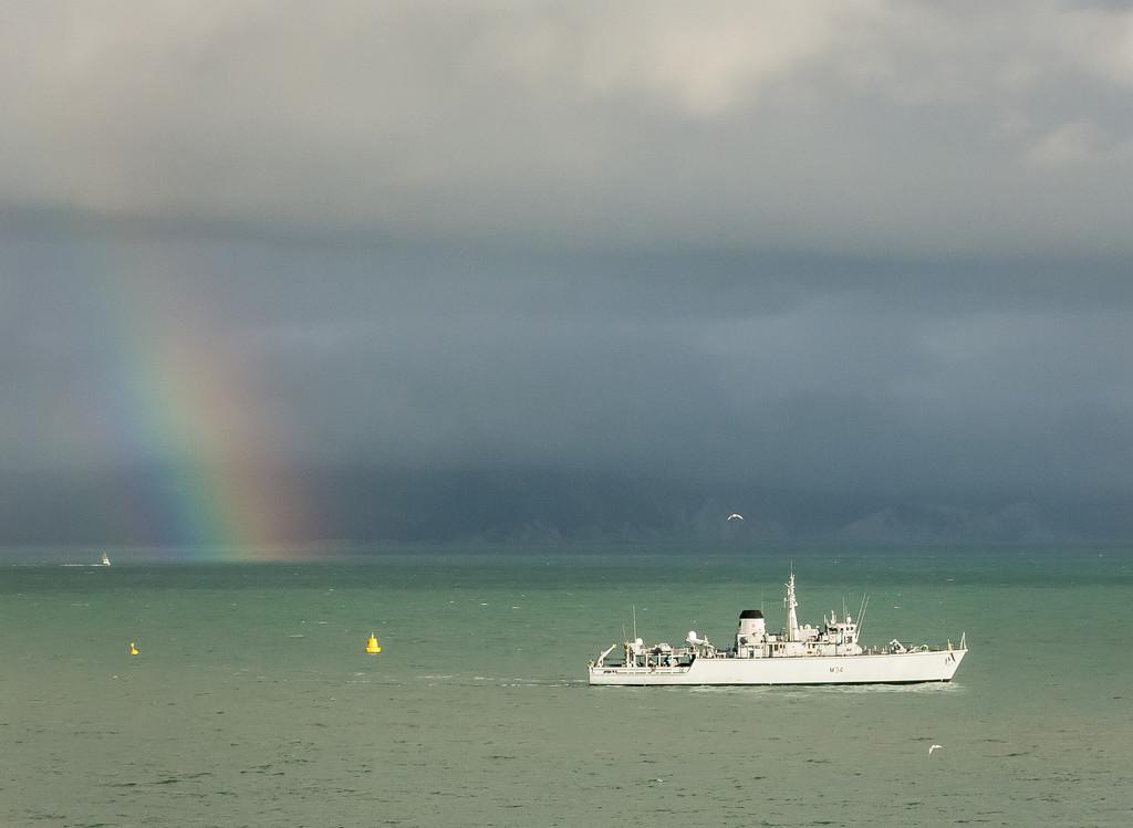 Rainbow by dorsethelen
