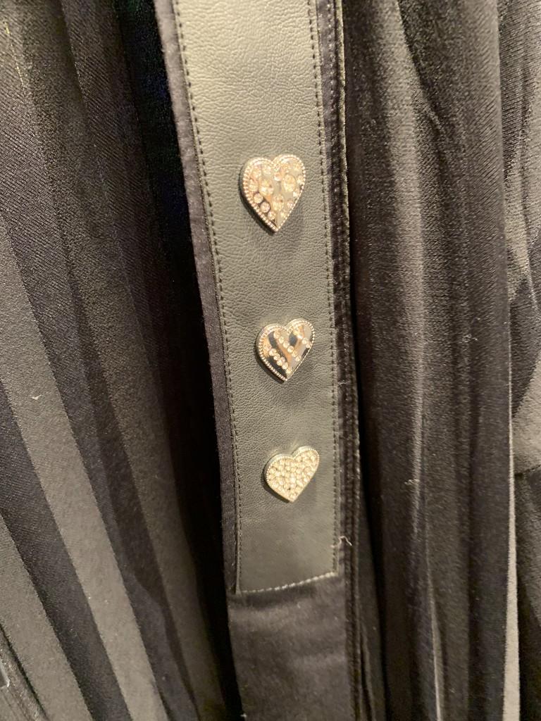 Three silver hearts.  by cocobella