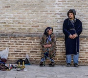 19th Jan 2019 - 019 - Selling tat to the tourists