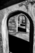 19th Jan 2019 - Arches and Shadows
