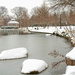 A slow freeze at Goodale Park