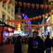 An evening walk through Chinatown