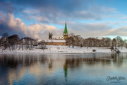 20th Jan 2019 - Nidaros Cathedral in winter
