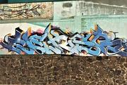 9th Jan 2019 - graffiti V