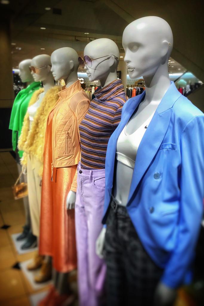 Fashion Line by jaybutterfield