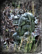 19th Jan 2019 - Cold feet Ganesha (filler)