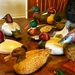 The duck decoy table
