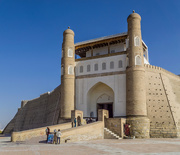 21st Jan 2019 - 021 - The Ark Citadel, Bukhara