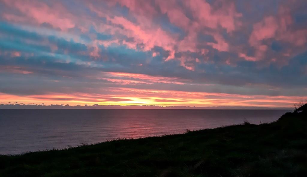 Consolation sunrise... by m2016