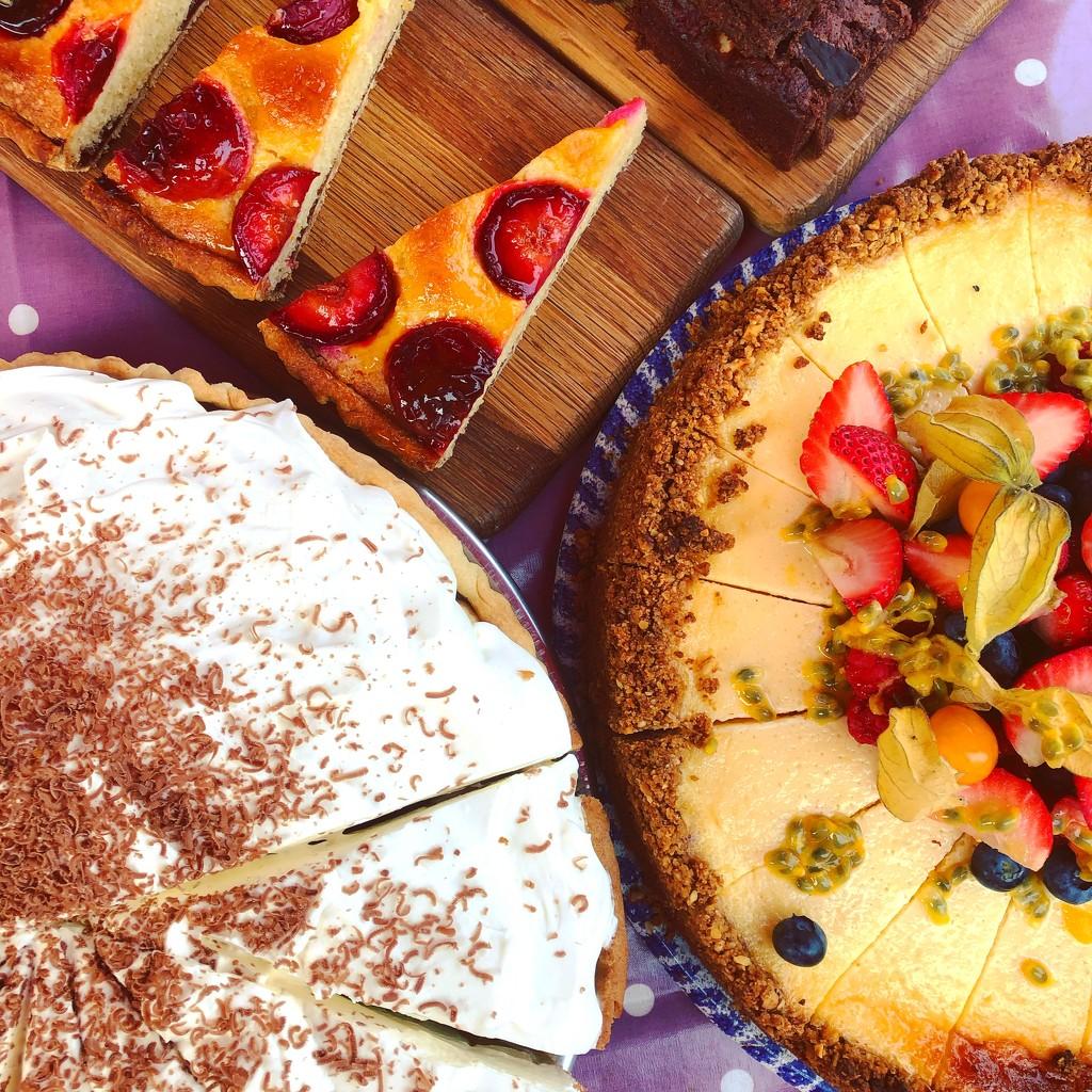 Sweet Treats by cookingkaren