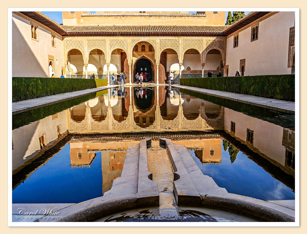 Palace Of The Comares, The Alhambra,Granada by carolmw