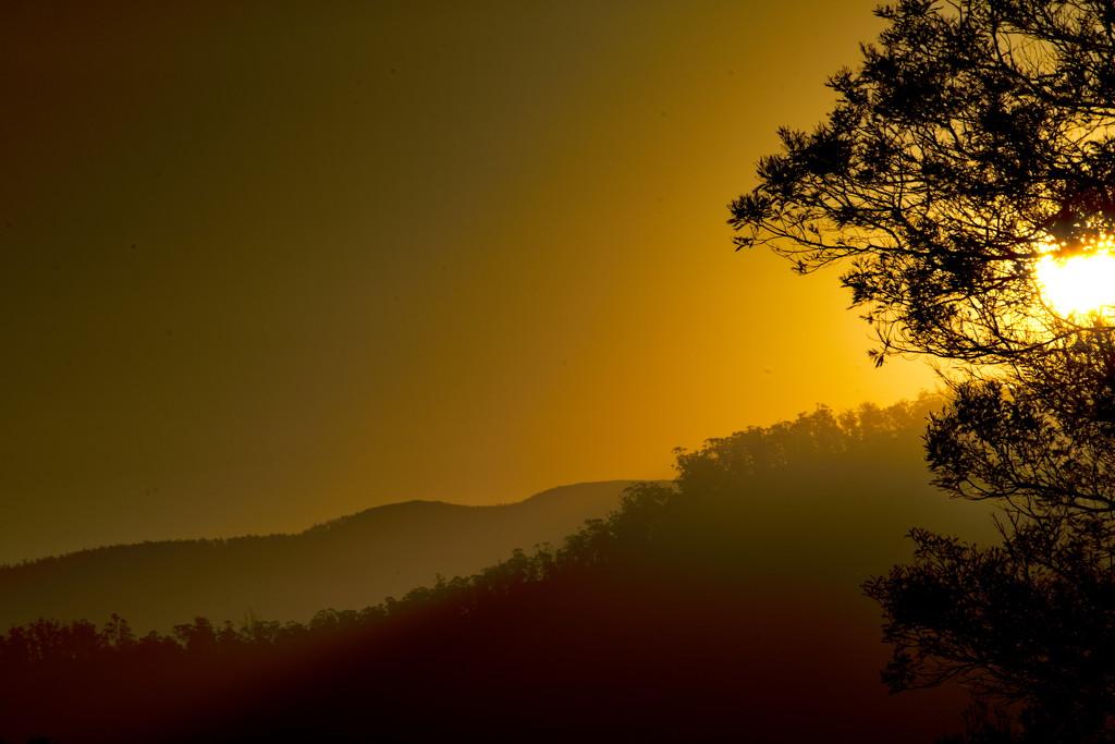 Orange Sky by kgolab