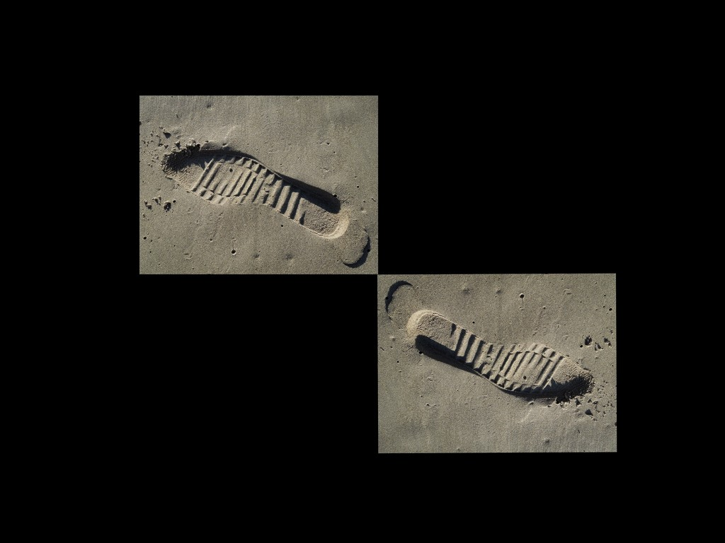 Trick of the mind : the mysterious footstep by etienne