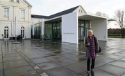 22nd Jan 2019 - Tina at the Max Ernst museum
