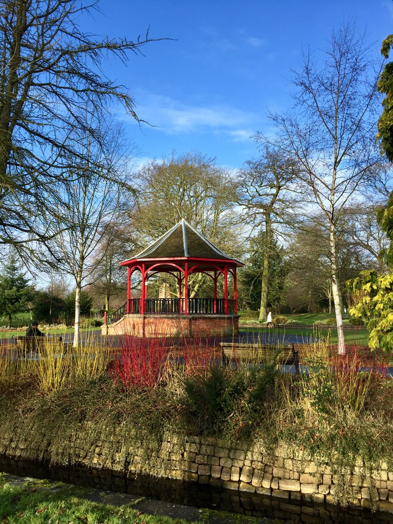 Bandstand by gillian1912