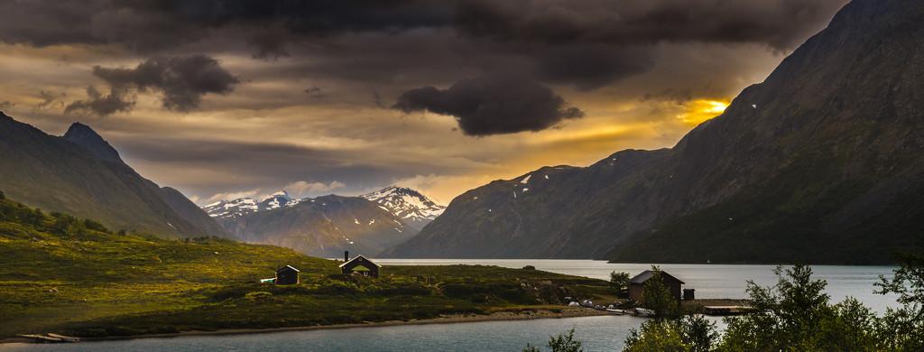 Norway Gjendesheim by olivetreeann