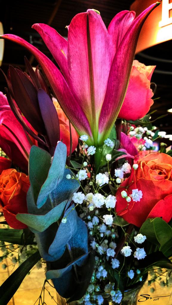 Winter Bouquet by skipt07