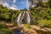 23rd Jan 2019 - Owharoa Falls