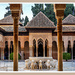 Palace Of The Lions,The Alhambra,Granada