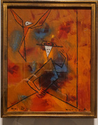 23rd Jan 2019 - Max Ernst painting