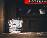 18th Jan 2019 - smoking bucket