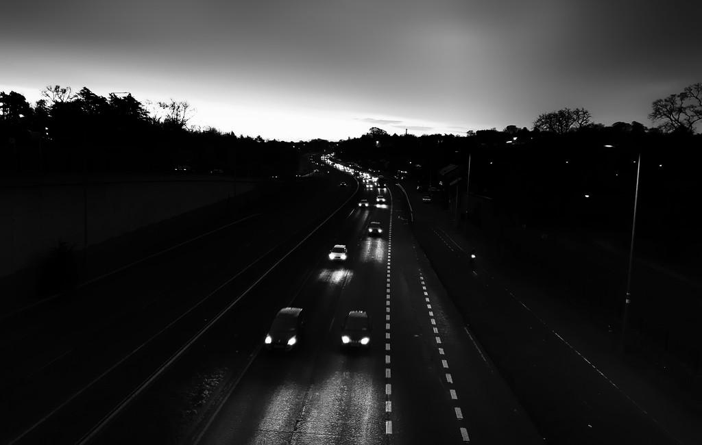 Citybound... by m2016