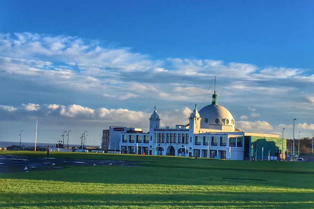 Whitley Bay  by angiedanielle24