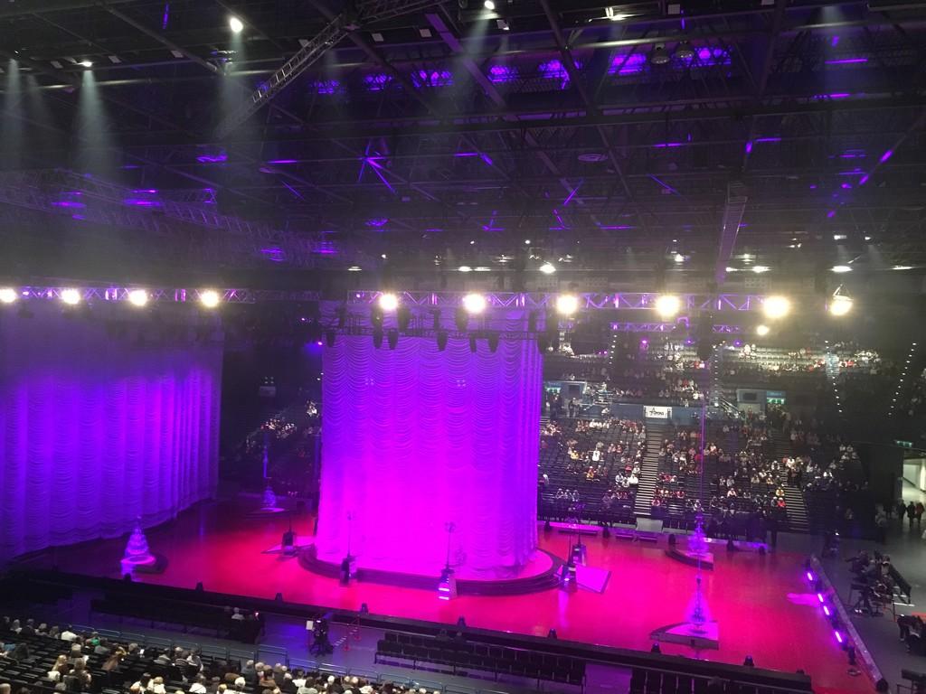 Birmingham Arena  by angiedanielle24