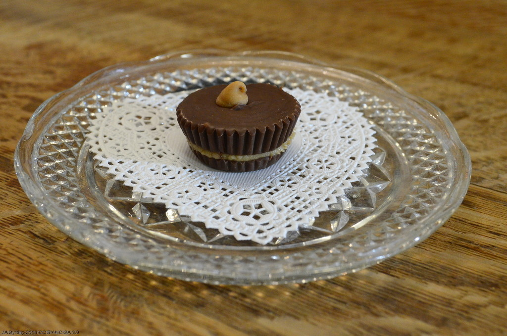 Peanut Butter Cup by byrdlip