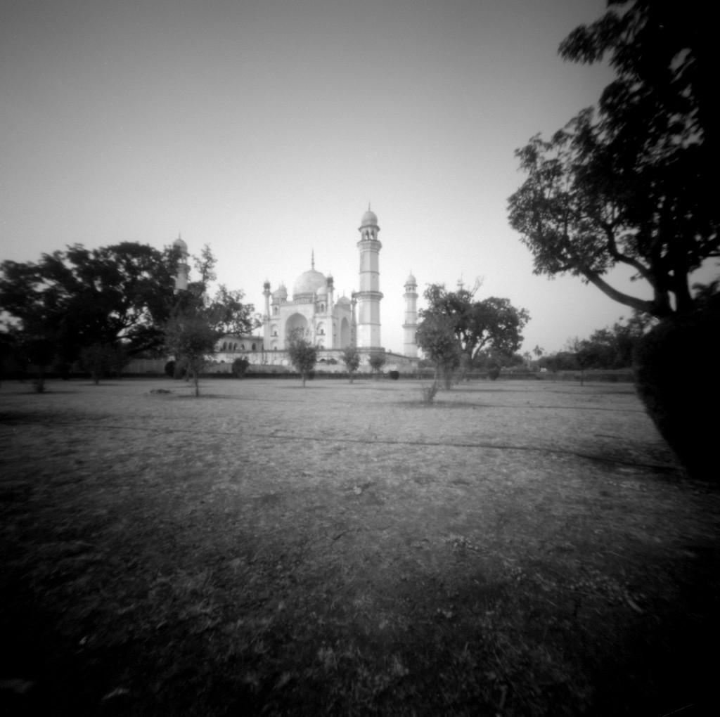 Bibi Ka Maqbara by peterdegraaff