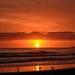 Sunrise New Brighton Beach by maureenpp