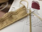 24th Jan 2019 - Knitting