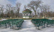 25th Jan 2019 - Bandstand in the Halifax Public Gardens