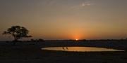 21st Dec 2018 - Etosha sunset