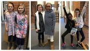 26th Jan 2019 - Fashionistas in the Library