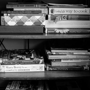 24th Jan 2019 - Books in black and white