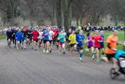 12th Jan 2019 - Park Run