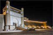 27th Jan 2019 - 027 - Camel Train at the Ark citadel