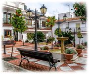 27th Jan 2019 - A Little Square In Benalmadena Pueblo (old village)
