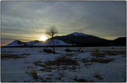 27th Jan 2019 - Sunrise over the San Francisco  Peaks