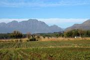 30th Dec 2018 - 2018 12 30 Stellenbosch Mountains
