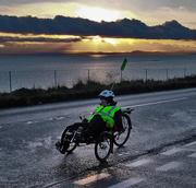 22nd Jan 2019 - Trick cyclist