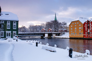 27th Jan 2019 - Trondheim in the winter